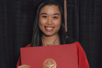 Erica Joyce Ong - Honorable Mention MBA Boston University